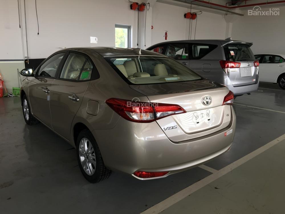 Bán Toyota Vios 2018, giảm giá 15tr hoặc tăng  BHVC, đưa trước 140 triệu nhận xe - Lh 0916.709.900 gặp Kiệt-7