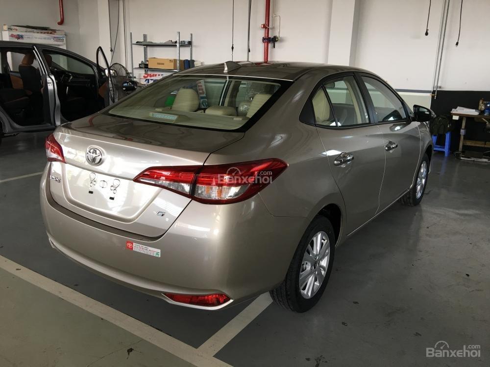 Bán Toyota Vios 2018, giảm giá 15tr hoặc tăng  BHVC, đưa trước 140 triệu nhận xe - Lh 0916.709.900 gặp Kiệt-8