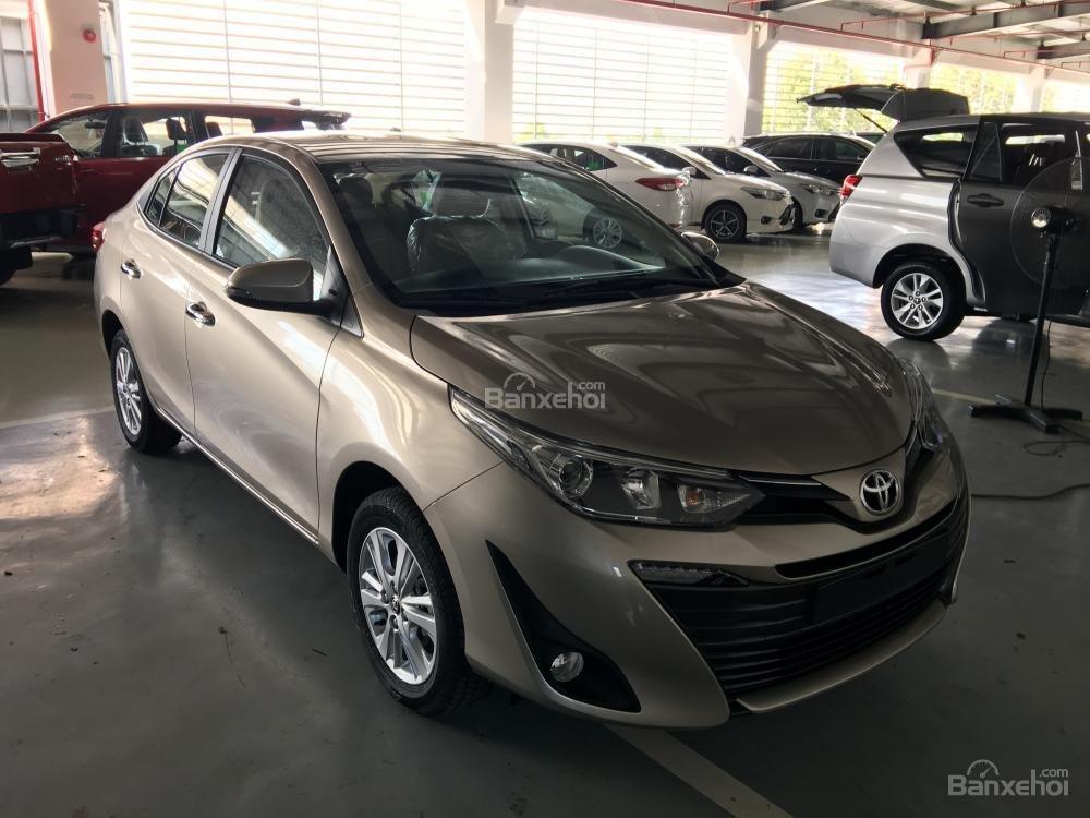 Bán Toyota Vios 2018, giảm giá 15tr hoặc tăng  BHVC, đưa trước 140 triệu nhận xe - Lh 0916.709.900 gặp Kiệt-10