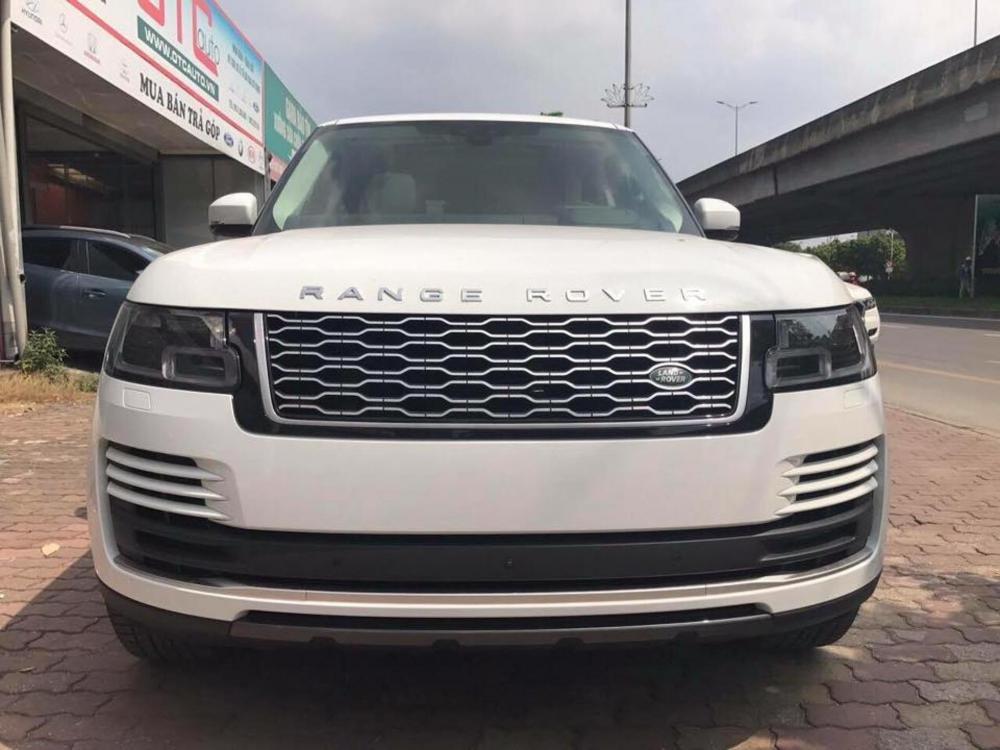 SUV cỡ lớn Land Rover Range Rover bản HSE 2018 lần đầu về Việt Nam, giá 9 tỷ đồng 3