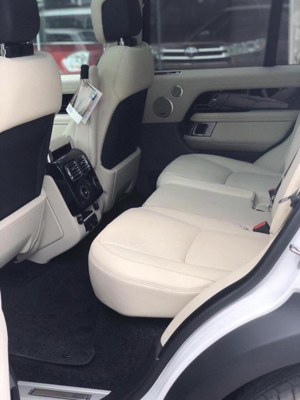 SUV cỡ lớn Land Rover Range Rover bản HSE 2018 lần đầu về Việt Nam, giá 9 tỷ đồng 25