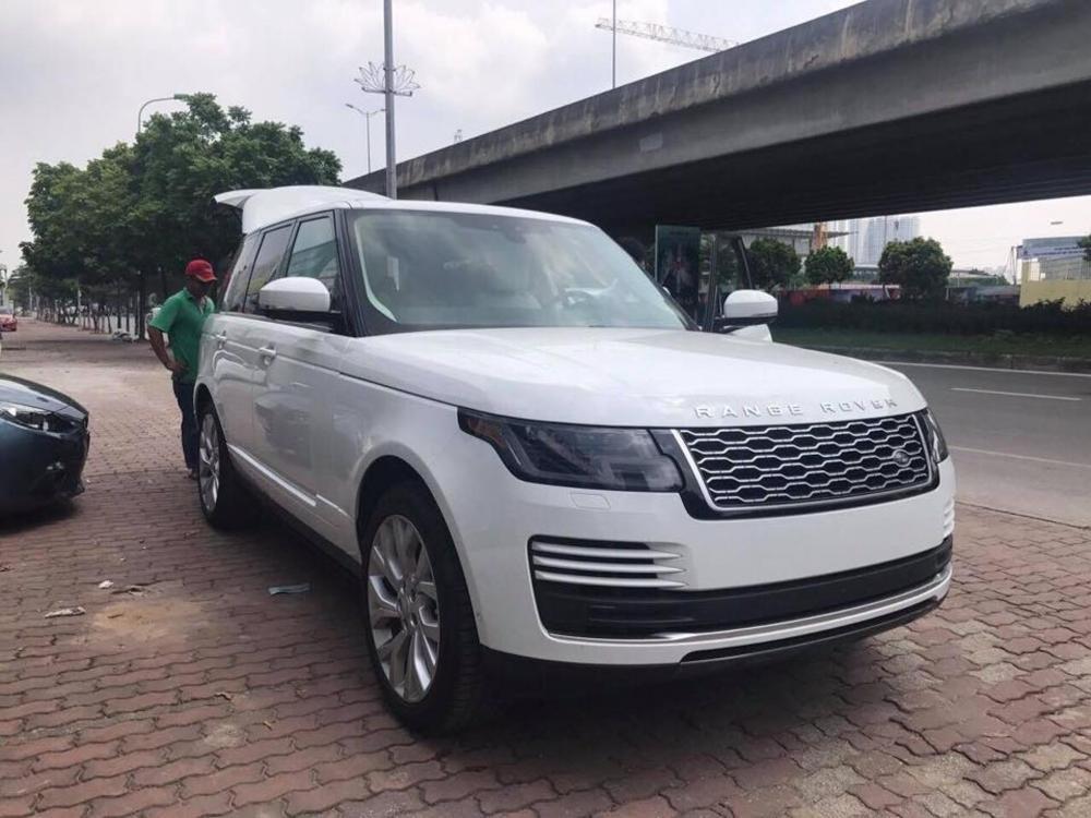 SUV cỡ lớn Land Rover Range Rover bản HSE 2018 lần đầu về Việt Nam, giá 9 tỷ đồng 13