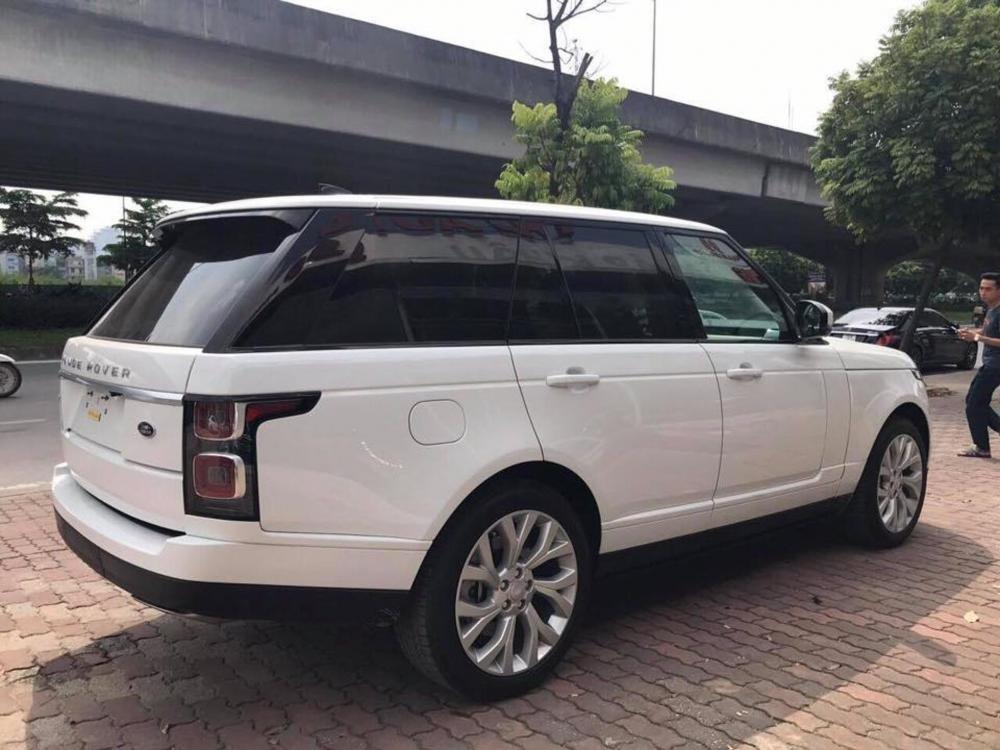 SUV cỡ lớn Land Rover Range Rover bản HSE 2018 lần đầu về Việt Nam, giá 9 tỷ đồng 11