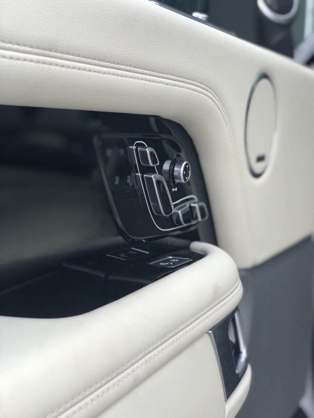 SUV cỡ lớn Land Rover Range Rover bản HSE 2018 lần đầu về Việt Nam, giá 9 tỷ đồng 19