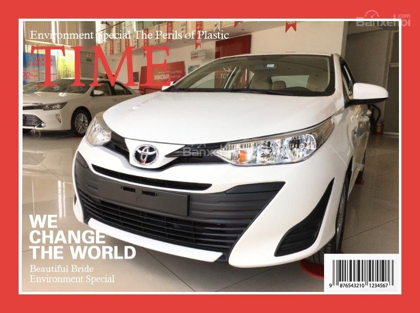 Toyota Vios 2019 ☎️ Ms Hạnh - 0967700088 -trả trước 110 triệu, tặng bảo hiểm 2 chiều, lãi suất từ 6,99%-0