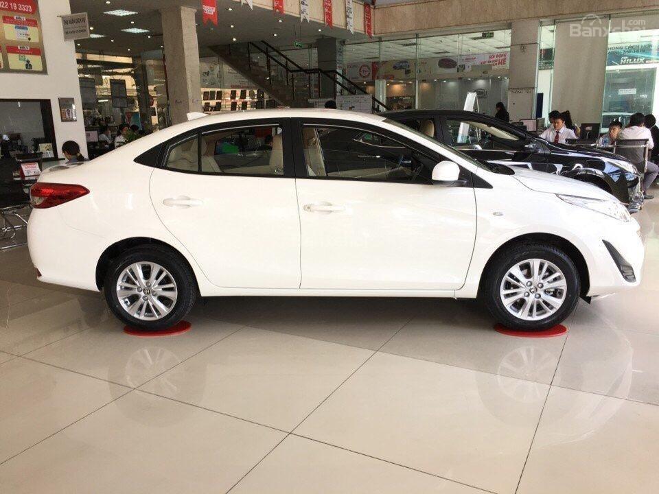 Toyota Vios 2019 ☎️ Ms Hạnh - 0967700088 -trả trước 110 triệu, tặng bảo hiểm 2 chiều, lãi suất từ 6,99%-1