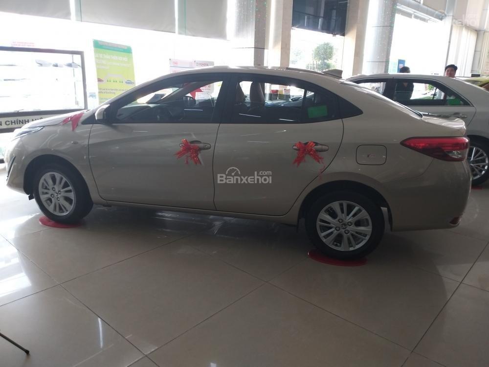 Bán Toyota Vios, trả góp lãi suất tốt 3,99%/năm, giao xe ngay cùng nhiều ưu đãi khác-1