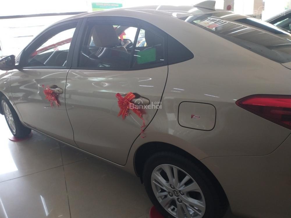 Bán Toyota Vios, trả góp lãi suất tốt 3,99%/năm, giao xe ngay cùng nhiều ưu đãi khác-3