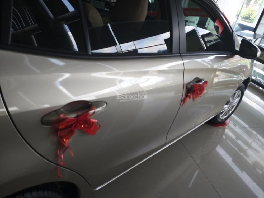 Bán Toyota Vios, trả góp lãi suất tốt 3,99%/năm, giao xe ngay cùng nhiều ưu đãi khác-6