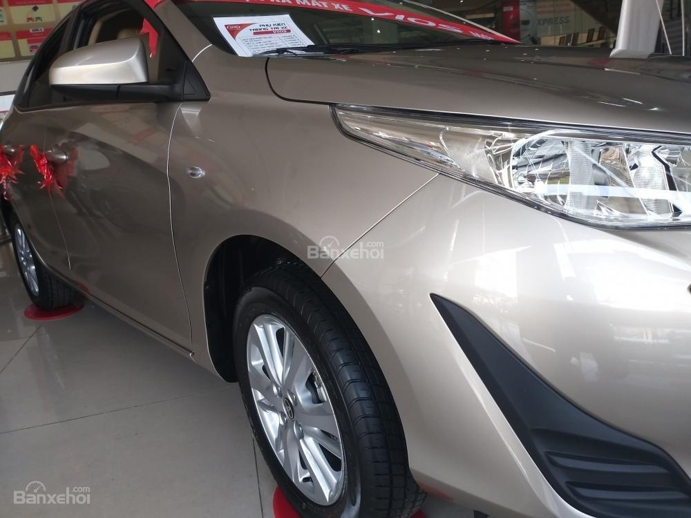 Bán Toyota Vios, trả góp lãi suất tốt 3,99%/năm, giao xe ngay cùng nhiều ưu đãi khác-7