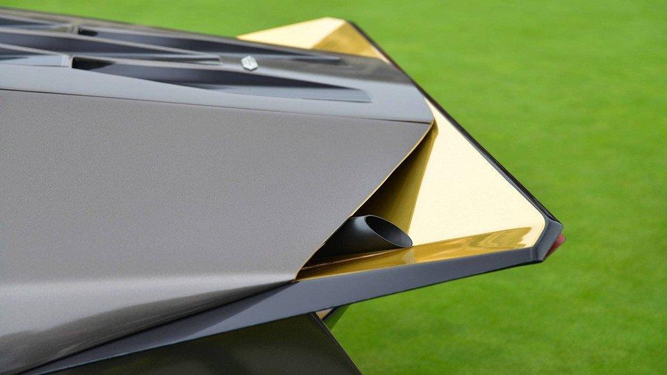 Siêu xe mới gây chú ý khi sử dụng nền tảng của Lamborghini Gallardo 6.