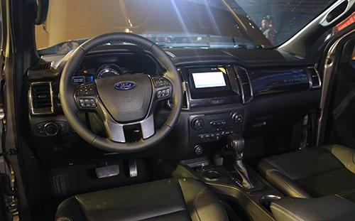 Giá lăn bánh các phiên bản Ford Everest 2018 mới ra mắt Việt Nam, cao nhất hơn 1,6 tỷ đồng - Ảnh 2.