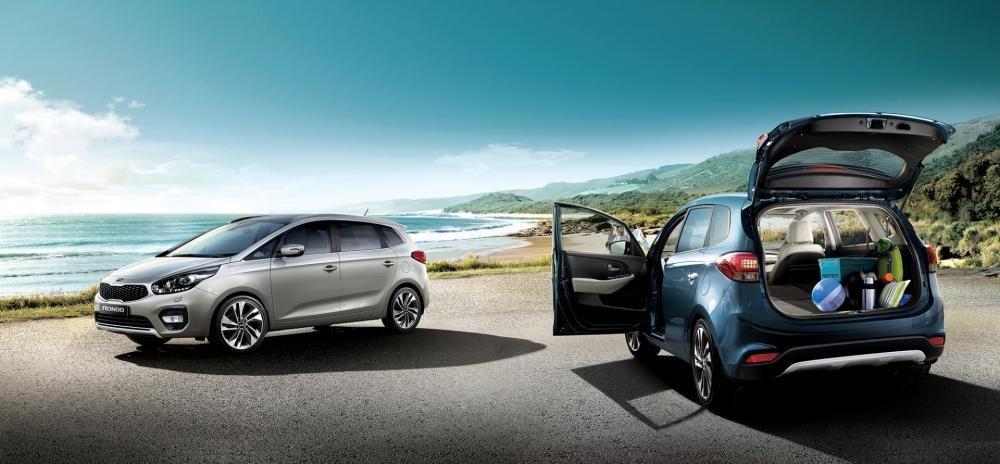 Kia Rondo 2018 - Lựa chọn MPV giá rẻ nhiều trang bị...