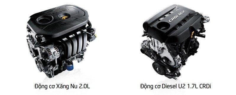 Động cơ Kia Rondo 2018