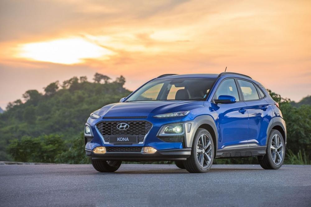 Đánh giá xe Hyundai Kona 2019 1.6 Turbo giá 725 triệu đồng vừa ra mắt Việt Nam a1