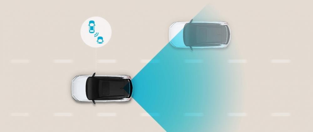 Hệ thống cảm biến áp suất lốp TPMS của Hyundai Kona 2019 1.6 Turbo 1