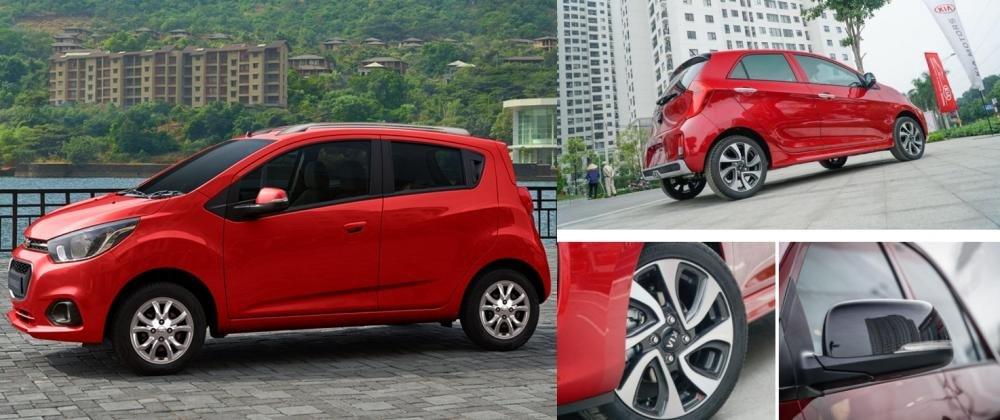Có 400 triệu đồng, nên mua xe cỡ nhỏ Kia Morning hay Chevrolet Spark? 6.