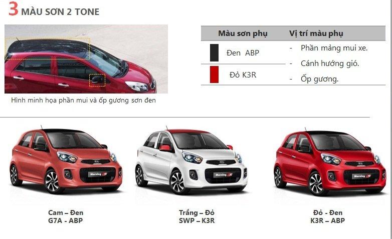 Có 400 triệu đồng, nên mua xe cỡ nhỏ Kia Morning hay Chevrolet Spark? 3.