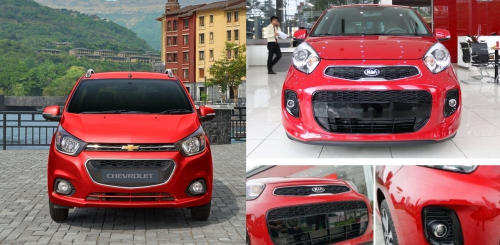 Có 400 triệu đồng, nên mua xe cỡ nhỏ Kia Morning hay Chevrolet Spark? 5.