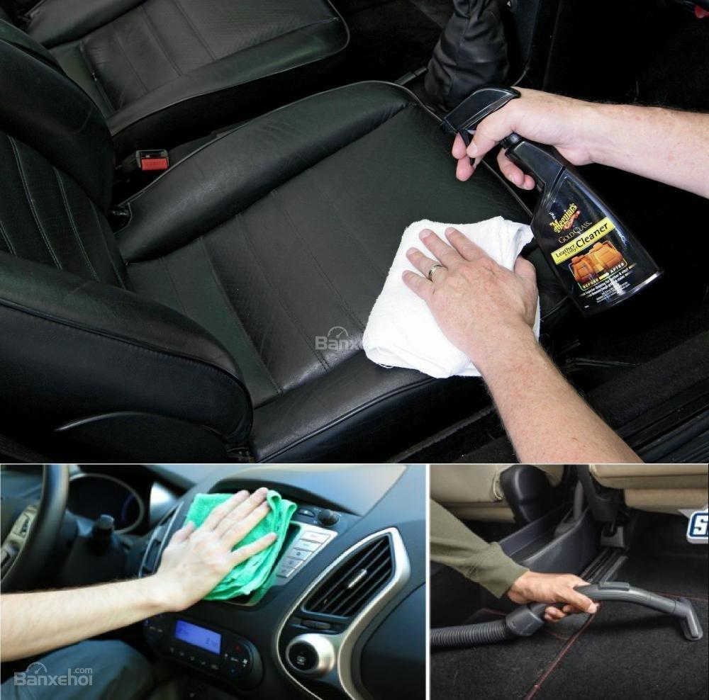 Chăm sóc và bảo dưỡng ô tô sau đi chơi ngày lễ - 2b
