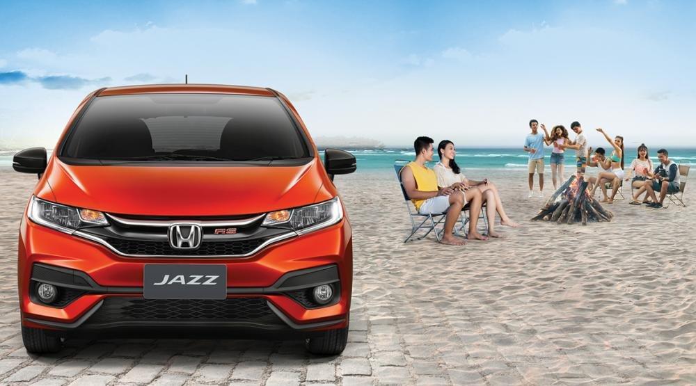 600 triệu, mua xe ô tô mới nào vừa ra mắt Việt Nam? - Honda Jazz...