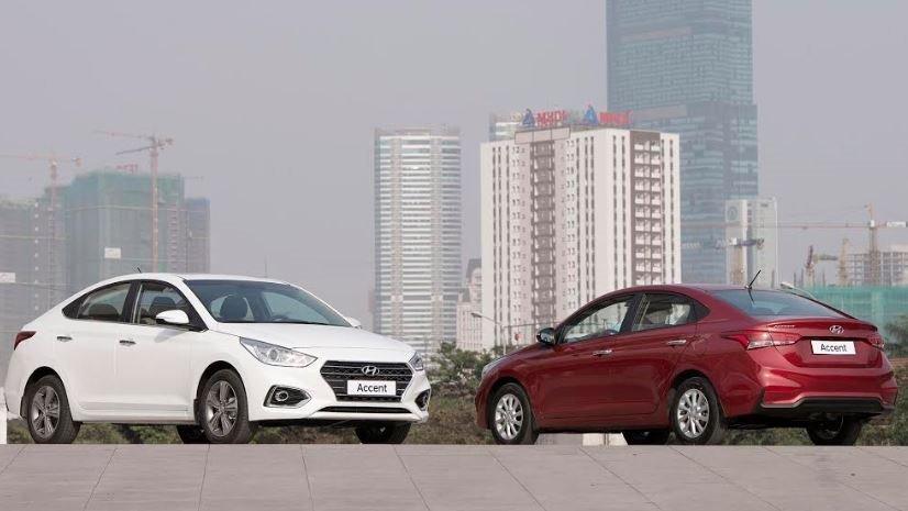 600 triệu, mua xe ô tô mới nào vừa ra mắt Việt Nam? - Hyundai Accent....