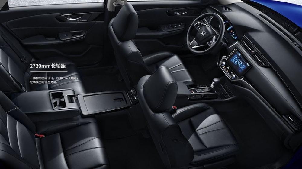 Honda Crider 2019 tung ảnh chính thức, chuẩn bị ra mắt tại Trung Quốc 5