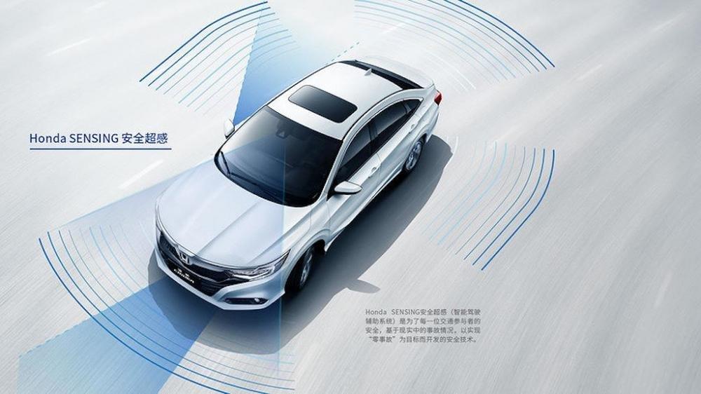 Honda Crider 2019 tung ảnh chính thức, chuẩn bị ra mắt tại Trung Quốc 7