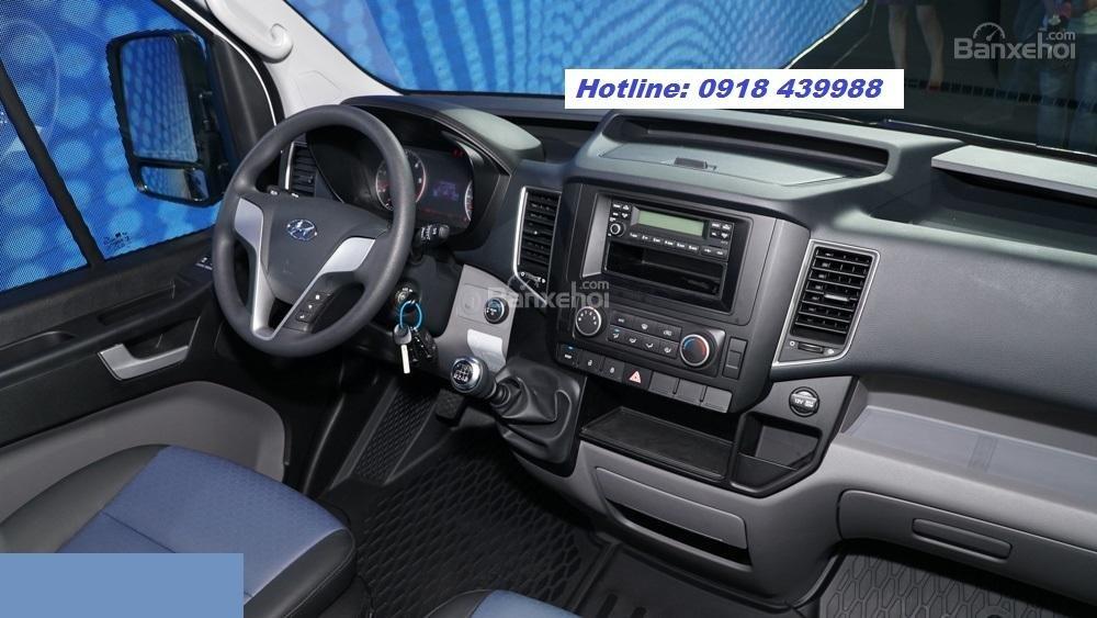 Hyundai Solati 16 chỗ model 2019, 199tr giao xe ngay, tặng bảo hiểm - LH: 0918439988-2