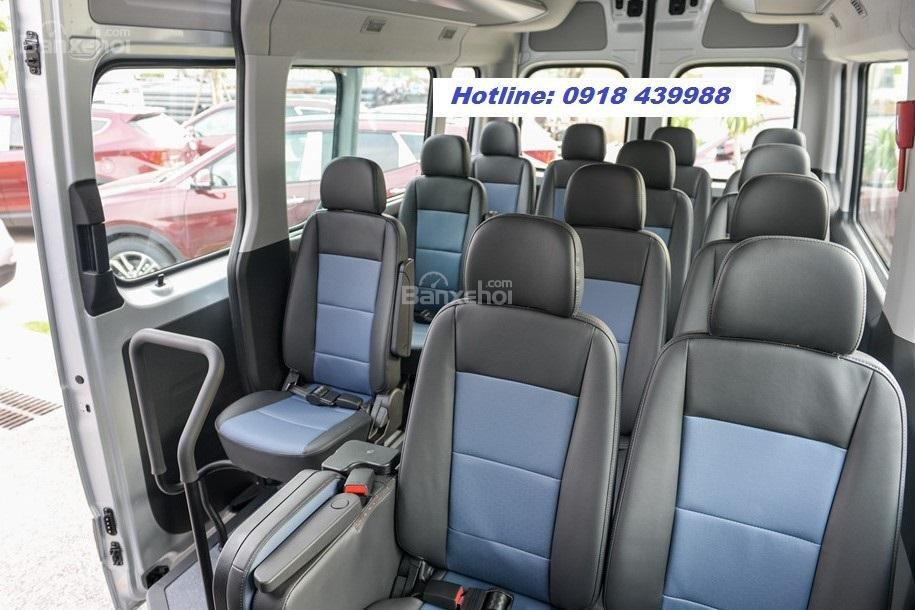 Hyundai Solati 16 chỗ model 2019, 199tr giao xe ngay, tặng bảo hiểm - LH: 0918439988-3