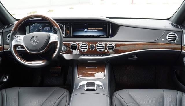 Bán xe Mercedes S400L 2017, màu đen-3