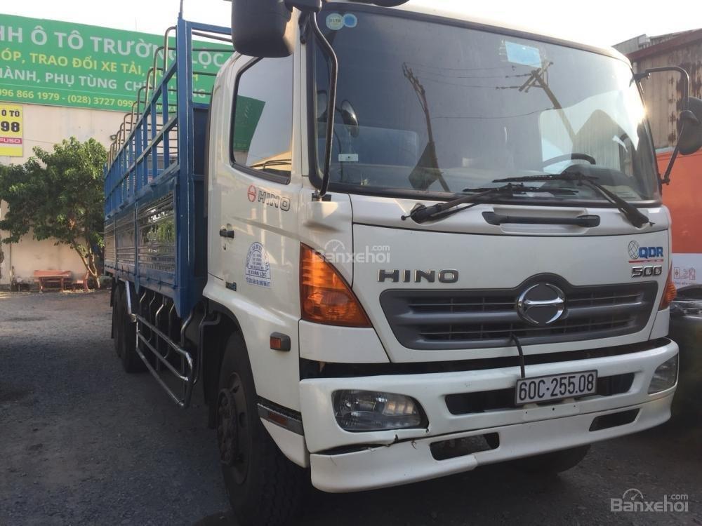 Bán Hino FL thùng ngắn 2015 nhập khẩu 2015 giá tốt-0