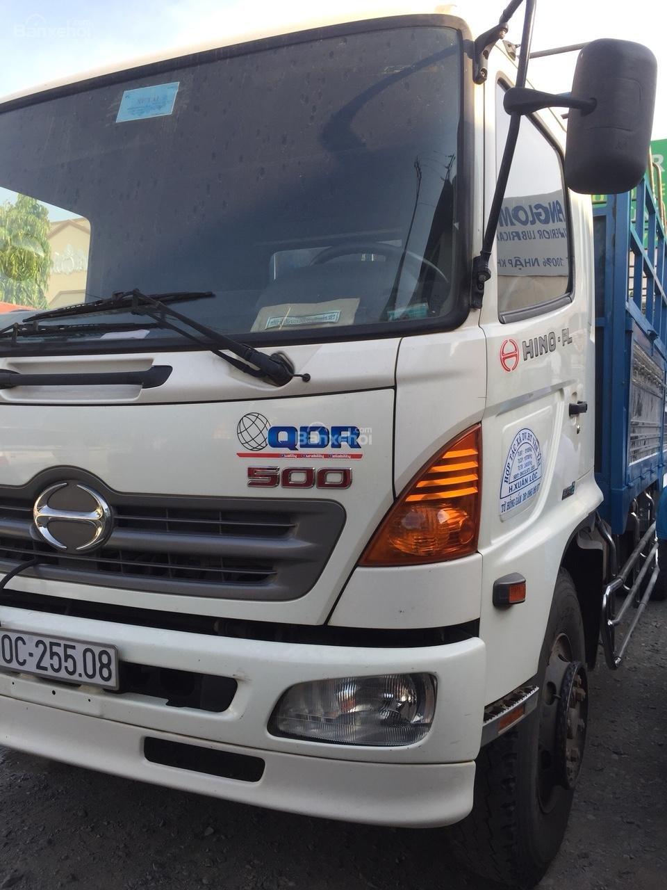 Bán Hino FL thùng ngắn 2015 nhập khẩu 2015 giá tốt-1