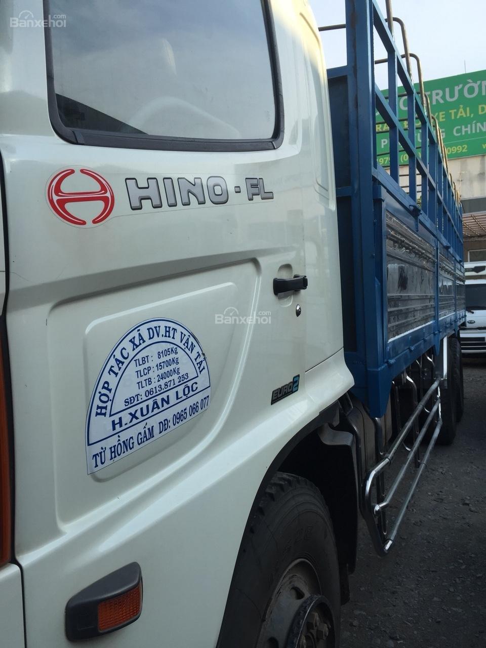 Bán Hino FL thùng ngắn 2015 nhập khẩu 2015 giá tốt-5