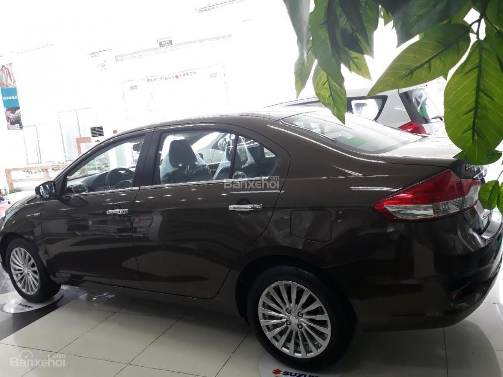 Cần bán xe Suzuki Ciaz 2019, màu nâu, xe nhập, sở hữu chỉ với 160 triệu-2