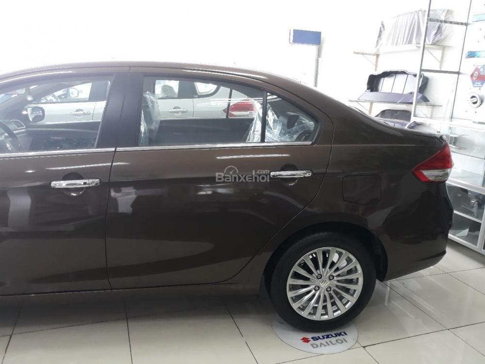 Cần bán xe Suzuki Ciaz 2019, màu nâu, xe nhập, sở hữu chỉ với 160 triệu-3