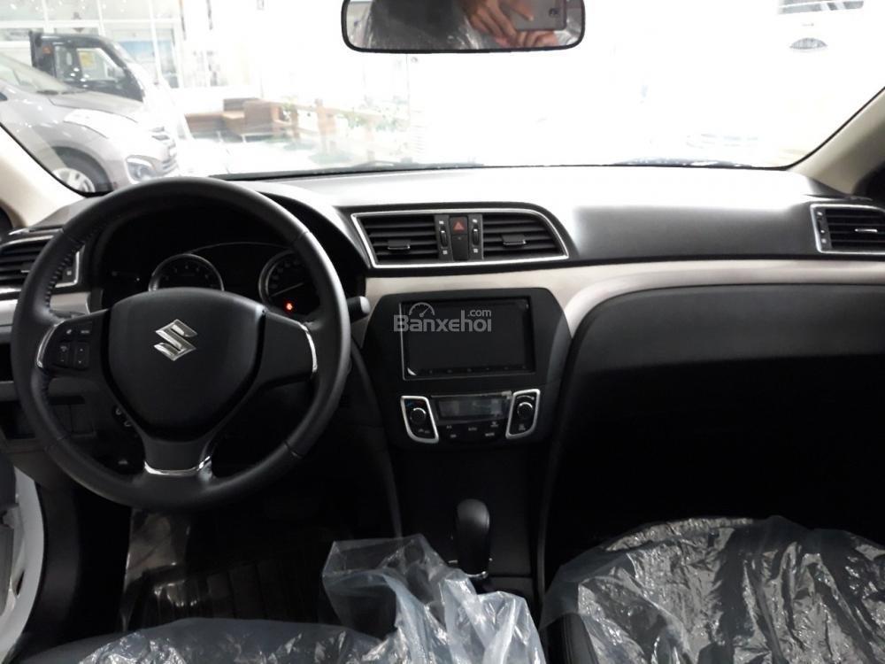 Cần bán xe Suzuki Ciaz 2019, màu nâu, xe nhập, sở hữu chỉ với 160 triệu-5