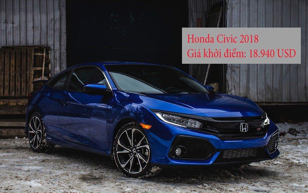 10 xe gia đình dưới 500 triệu đồng tốt nhất hiện nay: Có Honda Civic và Toyota Corolla 3.