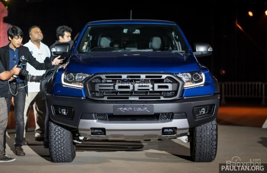 Ford Ranger Raptor có mặt tại Việt Nam vào tháng 10 tới đây sẽ bị tính thuế như SUV