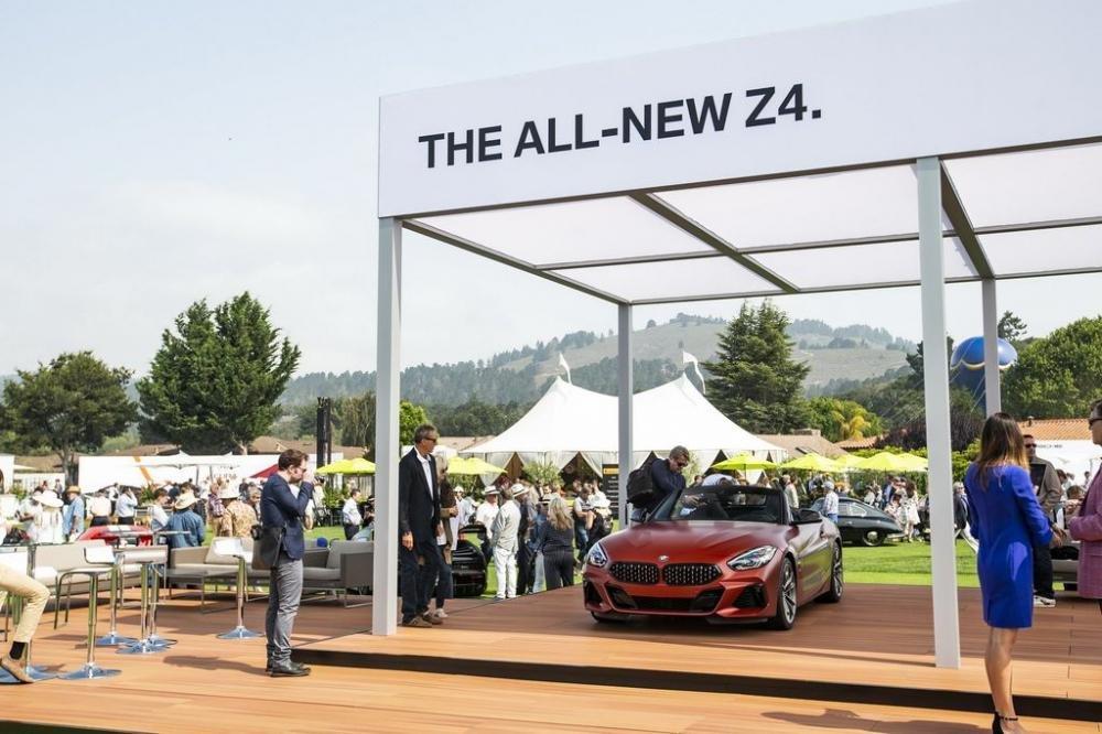 BMW Z4 First Edition trình làng tại Pebble Beach, hấp dẫn không tưởng 24