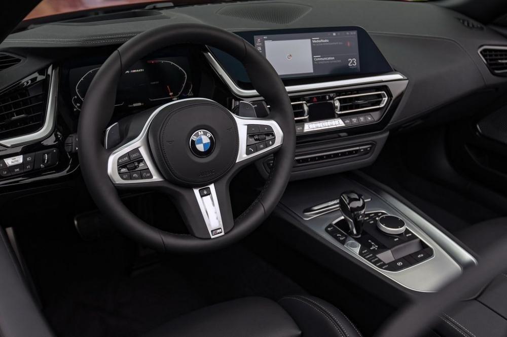 BMW Z4 First Edition trình làng tại Pebble Beach, hấp dẫn không tưởng 21