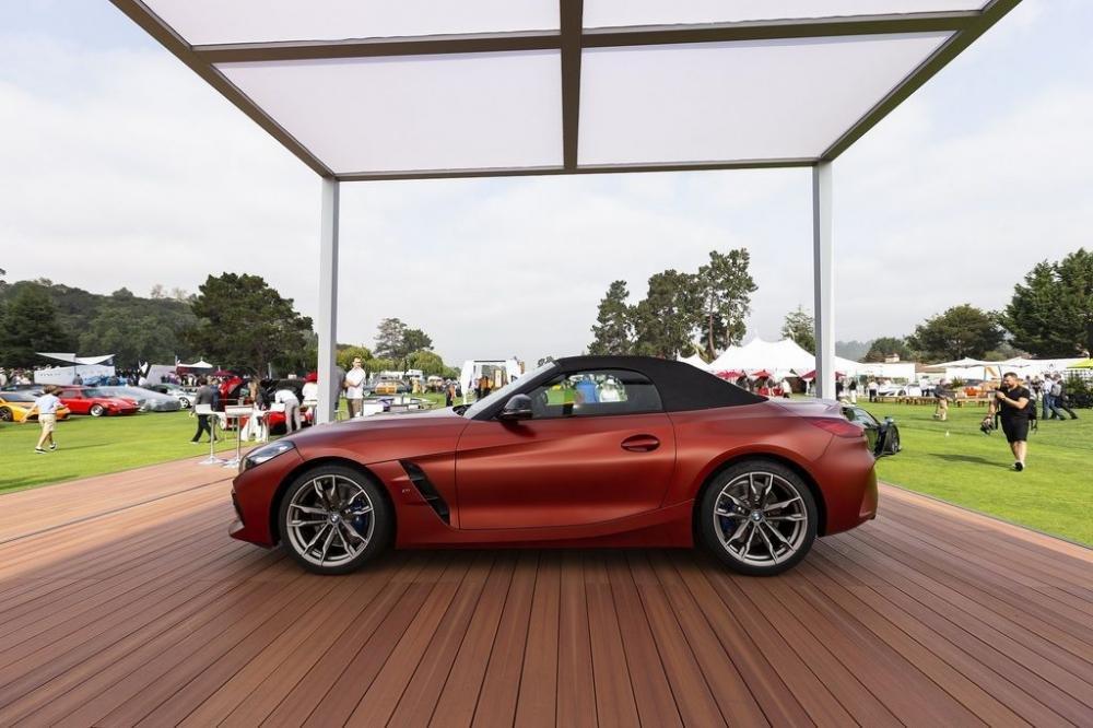 BMW Z4 First Edition trình làng tại Pebble Beach, hấp dẫn không tưởng 15
