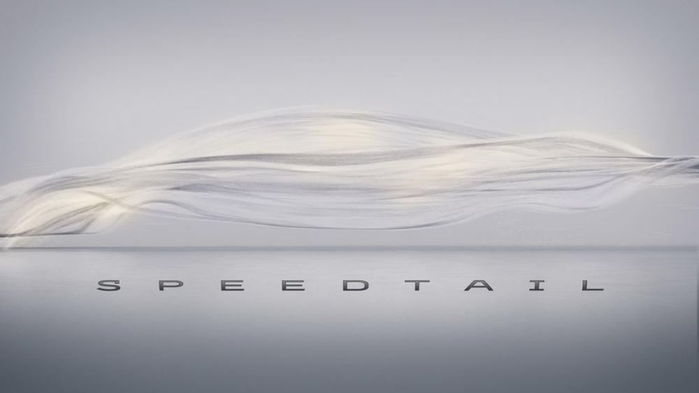 """McLaren Speedtail bị """"trục lợi"""" dù chưa ra mắt."""