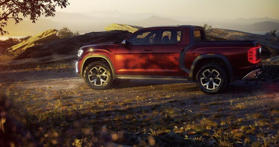 Volkswagen Tanoak sắp được sản xuất thương mại? 11
