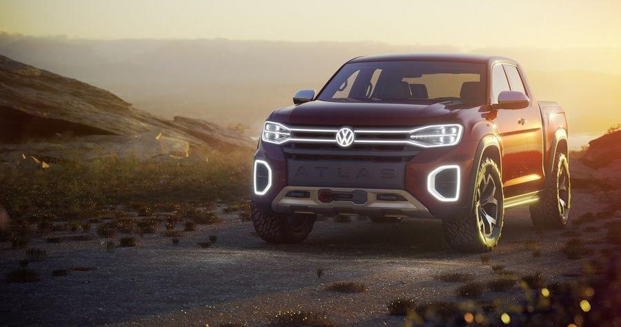 Volkswagen Tanoak sắp được sản xuất thương mại? 3