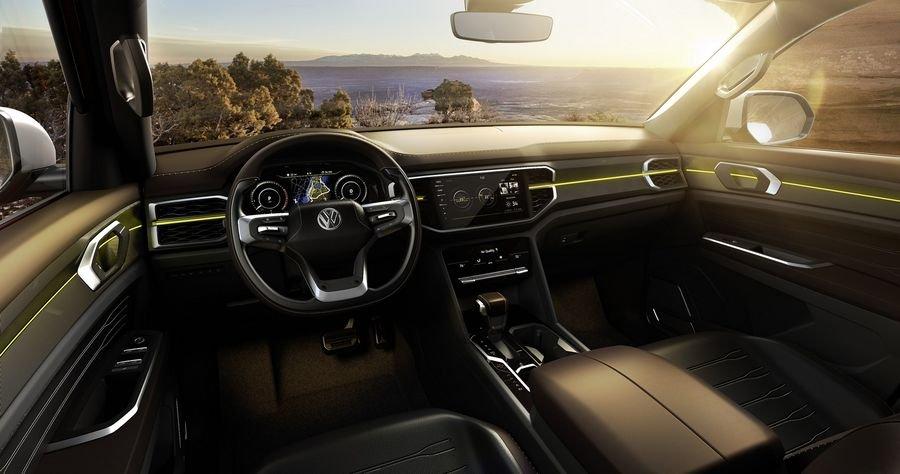 Volkswagen Tanoak sắp được sản xuất thương mại? 7