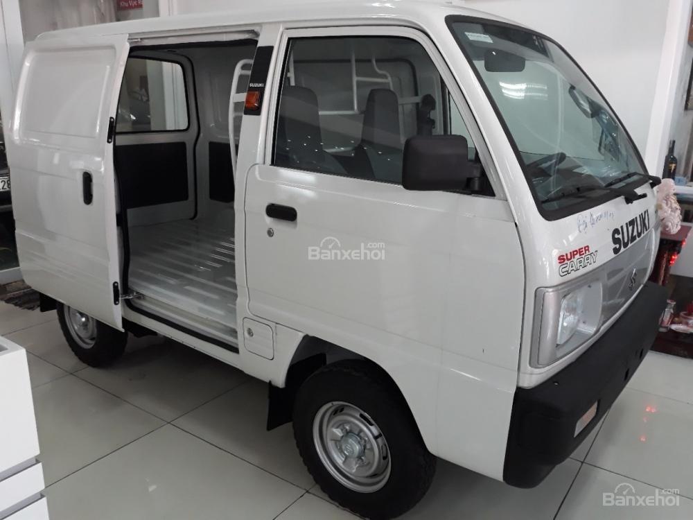 Bán Suzuki bán tải Blind Van 2019, nhận xe chỉ với 74 triệu-0