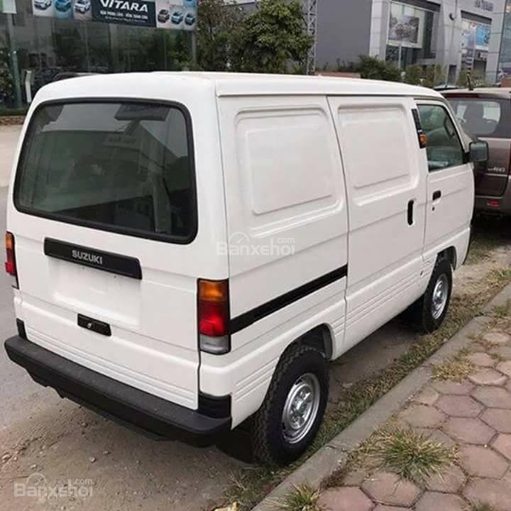 Bán Suzuki bán tải Blind Van 2019, nhận xe chỉ với 74 triệu-2