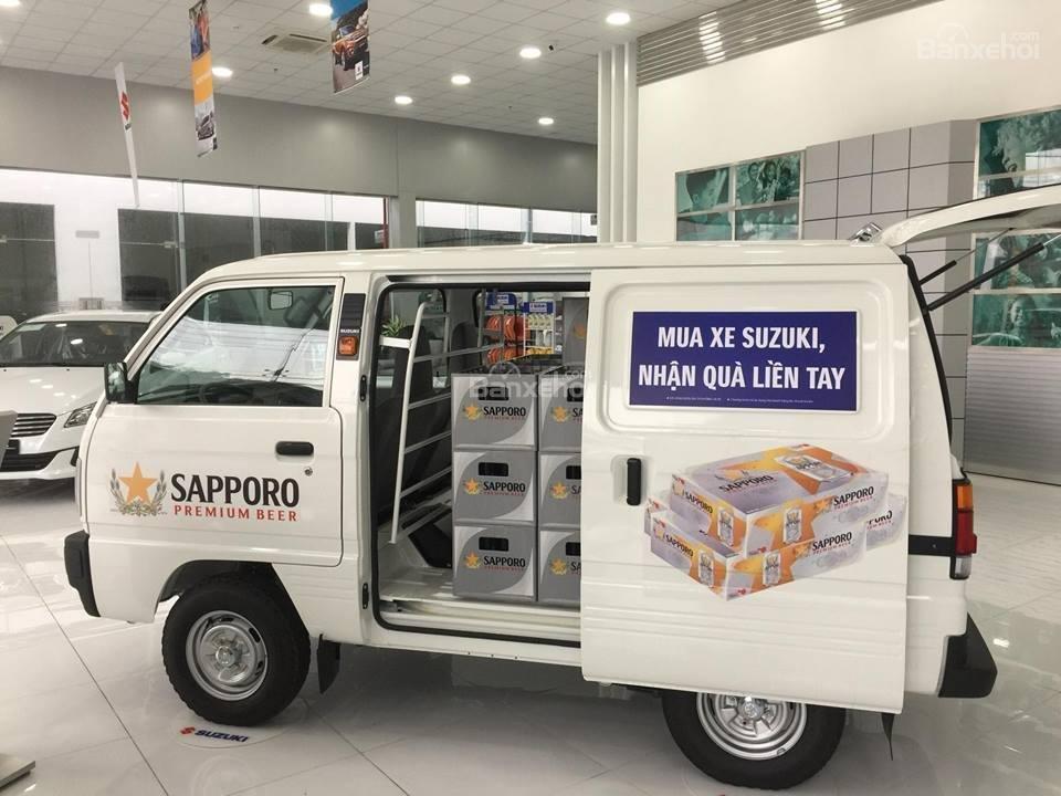 Bán Suzuki bán tải Blind Van 2019, nhận xe chỉ với 74 triệu-3