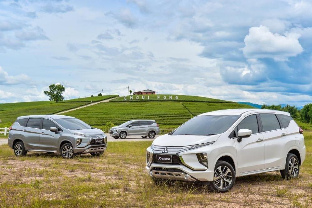 Giá xe Mitsubishi Xpander 2018 chỉ từ 550-620 triệu đồng tại Việt Nam,,,